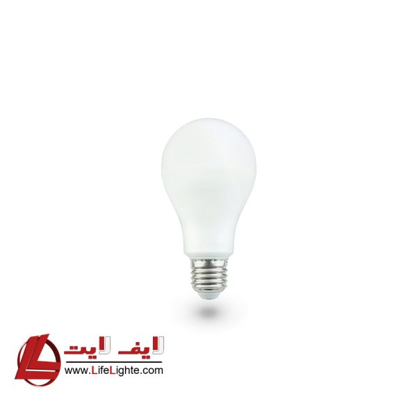 لامپ حبابی 12w لایف لایت
